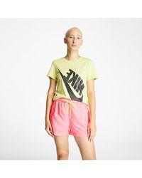 Nike Sportswear Festival Tee Limelight - Verde