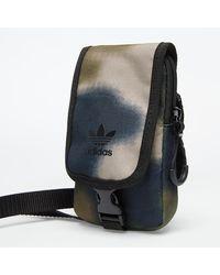 adidas Originals Adidas Camo Map Bag Hemp/ Wild Pine/ Black