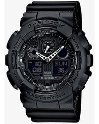 G-Shock G-Shock GA-100-1A1ER Black - Nero