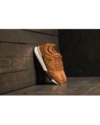 Footshop - Le Coq Sportif Omega X Nubuck Outdoor Wheat/ Reglisse - Lyst