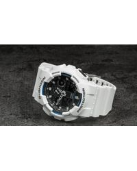 G-Shock GA 100B-7A - Bianco