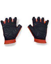 Under Armour Men'S Training Glove Orange