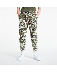 Nike Sportswear Tech Fleece M Joggers Rough Green/ Light Bone/ Black - Vert