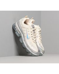 Nike W Air Vapormax 360 Fossil/ Metallic Silver-Black - Marrón