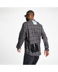 McQ Regular Shirt Grey - Gris