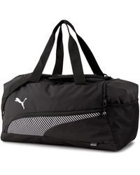 PUMA Fundamentals Sports Bag S Black - Nero
