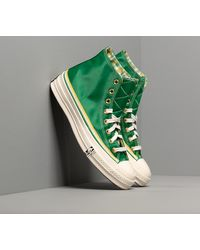 Converse Chuck 70 Green/ Yellow - Verde