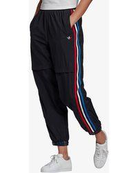 adidas Originals Adidas Adicolor Tricolor Japona Sweat Pants Black - Noir