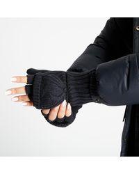 Under Armour Around Town Mitten Gloves Black/ Black/ Black - Noir