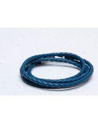 Miansai Trice Bracelet Sleeve Silver - Mettallic