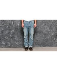 Footshop - A.p.c. Standard Jeans Indigo - Lyst