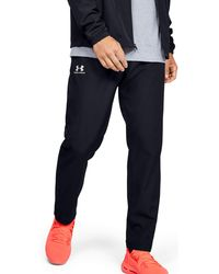 Under Armour Vital Woven Pants Black - Nero