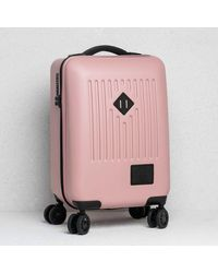 Herschel Supply Co. Carry-On Trade Luggage Ash Rose - Pink