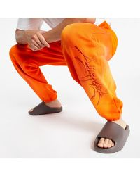 Daily Paper Lex Pant Washed Orange