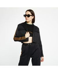 adidas Originals Adidas x Ivy Park Cropped Suit Jacket Black/ Mesa - Nero