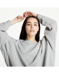 adidas Originals Adidas Os Sweatshirt Mgreyh - Gris