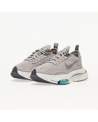 Nike Air Zoom-Type College Grey/ Dark Grey-Flax-Hyper Jade - Gris