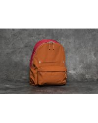 Footshop - Eastpak X Raf Simons Padded Pak'r Backpack Rust Canvas - Lyst