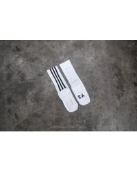 Y-3 - Stripe Sock White - Lyst