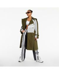 adidas Originals Adidas Trench Coat Wild Pine - Grün