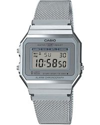 G-Shock Vintage A700WEM-7AEF - Schwarz