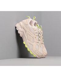 Reebok Aztrek 93 Trail Stucco/ Stucco/ Neon Lime - Brown
