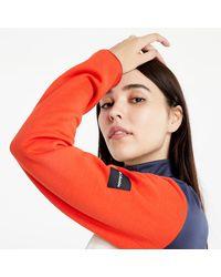Columbia LodgeTM Hybrid Pullover Bold Orange