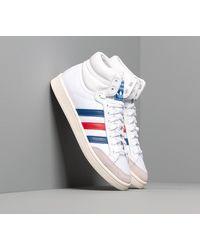 adidas Originals Adidas Americana Hi Ftw White/ Core Royal/ Scarlet - Blanco