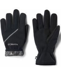 Columbia Wind BlocTM Glove Black - Noir