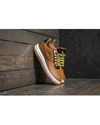 Lyst Nike Air Woven Boot Lino En  Ale marrón Navegar En Lino Marrón Para Hombres e8ee26
