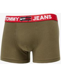 Tommy Hilfiger Trunks Army Green - Grün