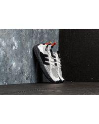 adidas Originals - Adidas F/ 22 Primeknit Crystal White/ Core Black/ Trace Orange - Lyst
