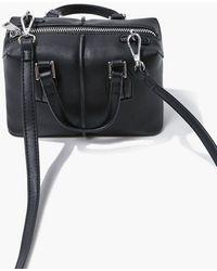 Forever 21 Top Handle Crossbody Bag - Black