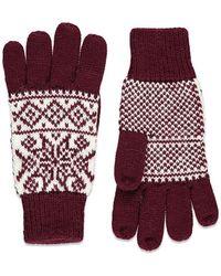 Forever 21 - Fair Isle-patterned Gloves - Lyst