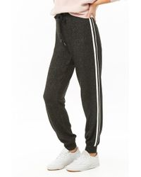 efdb2f59aee577 Forever 21 Bugs Bunny Heathered Sweatpants in Gray - Lyst
