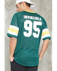 Forever 21 - Invincible 95 Graphic Jersey - Lyst