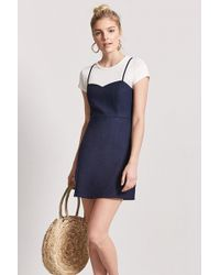 Forever 21 - Sweetheart Cami Dress - Lyst