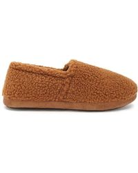Forever 21 - Faux Shearling Slippers - Lyst