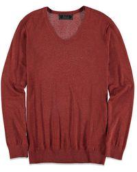 Forever 21 - V-neck Knit Sweater - Lyst