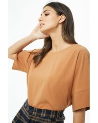 Forever 21 - Boxy Dolman Top - Lyst