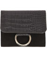 Forever 21 - O-ring Tri-fold Wallet - Lyst