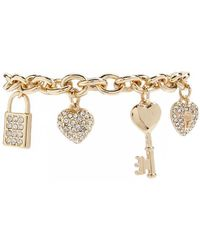 Forever 21 - Charm Toggle Bracelet - Lyst