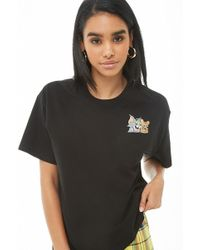 Forever 21 - Tom & Jerry Graphic Tee - Lyst