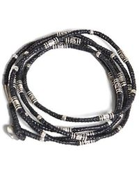 Forever 21 - Ebb And Flow 5 Wrap Bracelet - Lyst