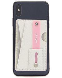 Forever 21 - Multifunctional Iridescent Glitter Phone Wallet - Lyst