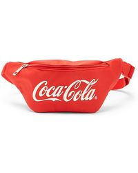 Forever 21 - Coca-cola Graphic Fanny Pack - Lyst