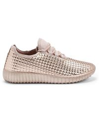 Forever 21 - Metallic Pyramid Sneakers - Lyst