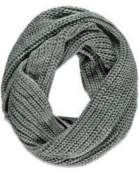 Forever 21 - Chunky Knit Infinity Scarf - Lyst