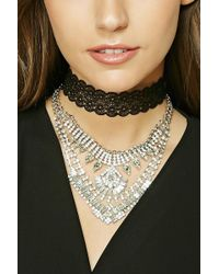 Forever 21 - Statement Necklace Set - Lyst