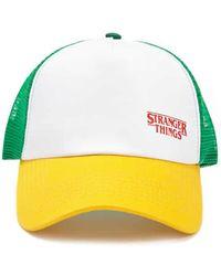 Forever 21 - Stranger Things Trucker Hat - Lyst